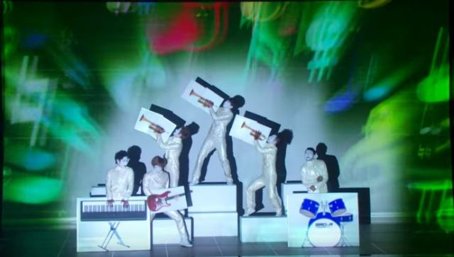 Will technodelic Japanese performance group SIRO-A win this season of America's Got Talent?