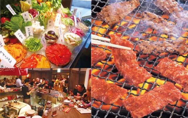 Japan's largest all-you-can-eat-and-drink offer spans eight different restaurants in Osaka