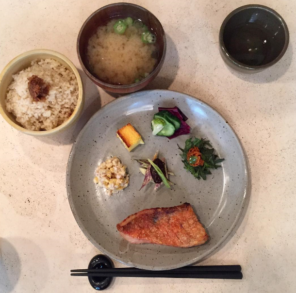 This mouth-watering Japanese breakfast is from…a restaurant in New York?!?
