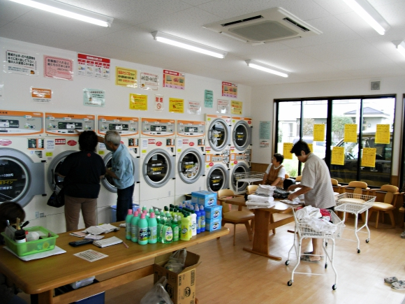 Coin laundries in Japan are now more popular than ever, but what makes them so good?