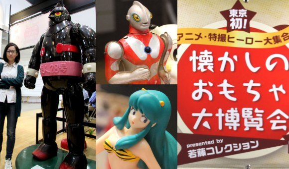 Odaiba exhibition features rare & vintage character toys from the 1960s onwards, photos A-OK!