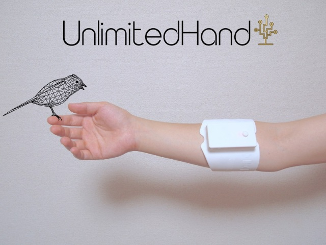 """""""Unlimited Hand"""" controller aims to bring hand movement and physical feedback to your VR games"""