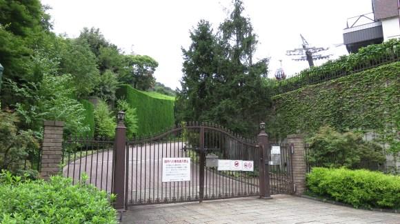 herb garden and ropeway