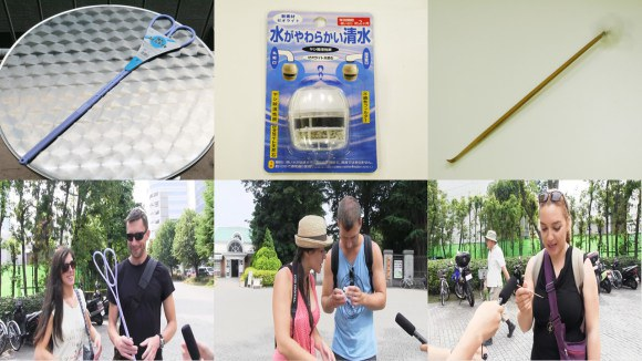 Unique Japanese household items leave foreigners stumped【Video】