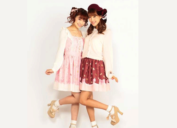 Be a magical girl this fall! LIZ LISA and Madoka Magica's collaboration fall line is here