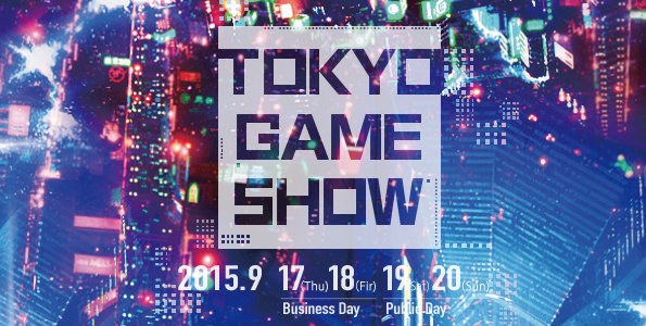 RocketNews24 is going to Tokyo Game Show 2015!