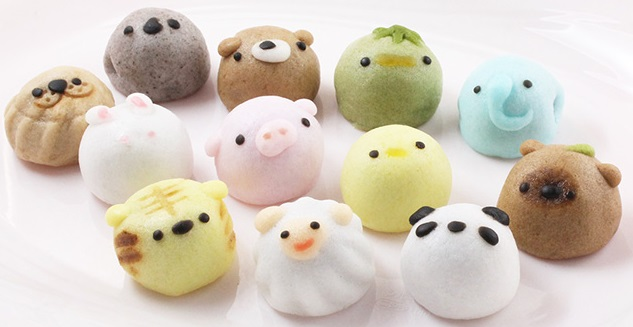 Nagoya-based Japanese-sweets maker wows the Internet and customers with cute animal-themed manju