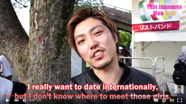 What do Japanese men think about dating foreign women?【Video】