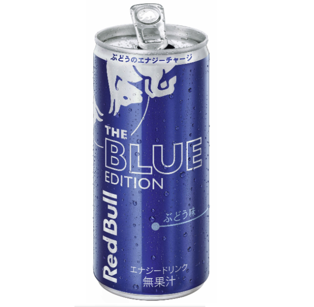 Red Bull unveils new Japan-exclusive grape flavor