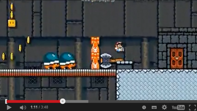 Japanese gamer beats insanely hard Mario course, goes insane with joy and breaks down in tears