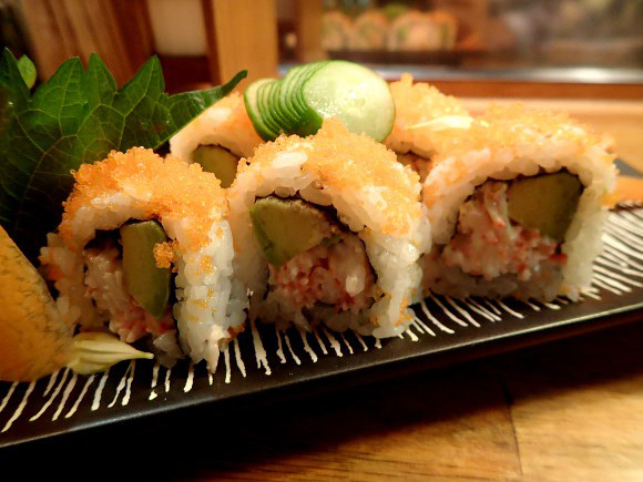 We check out Sushi Bar Yoshihachi, a taste of American sushi in Okinawa