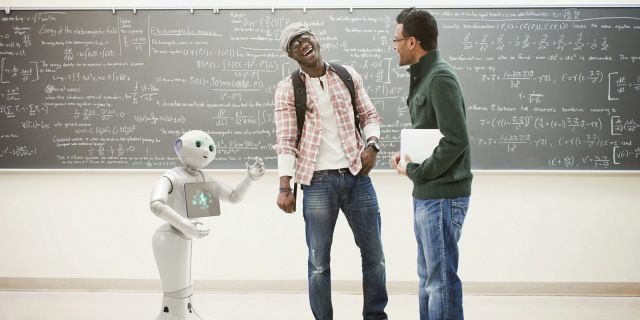Pepper the robot is coming to America with an upgrade in snark!