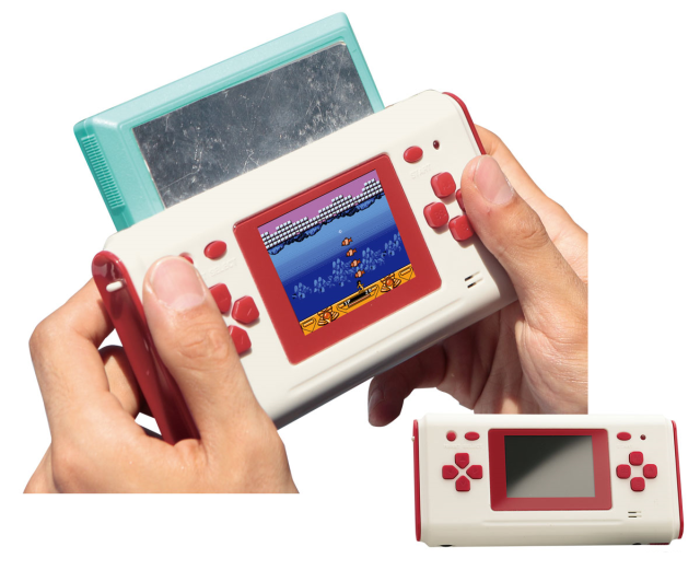 """""""Coincidentally"""" named video game handhelds allow you to play 8, 16-bit Nintendo games on the go"""
