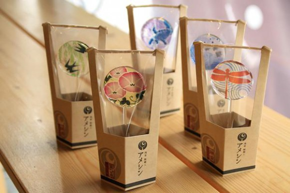 Japanese candy artisan opens new store below Tokyo Skytree with exclusive sweets