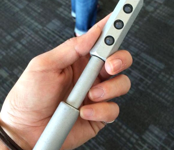 Canadian airport staff interrogate Japanese tourist over strange 'martial arts weapon' in his bag