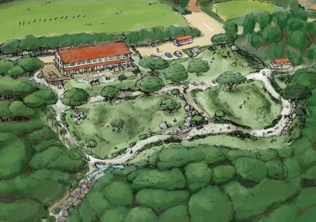 Famed director Hayao Miyazaki will create a nature sanctuary on a small island in Okinawa