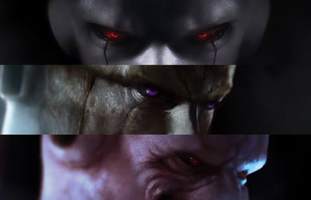 You don't want to meet these Dragon Ball Z villains in a dark alley at night