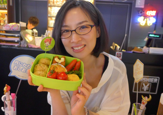 Official Sailor Jupiter bento boxed lunches being served now at Tokyo anime-themed cafe 【Photos】