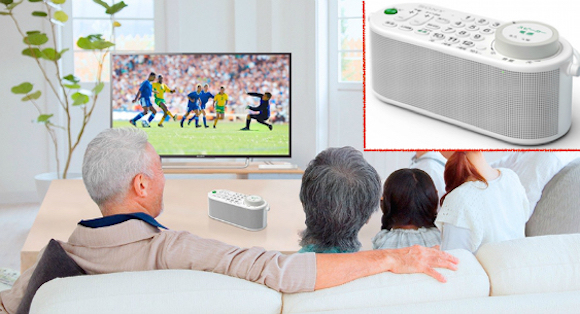 Sony unveils bizarre new TV remote control with built-in speaker, met with confusion and LOLs