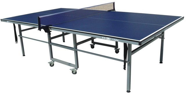 TIL: Table tennis tables are blue because of a Japanese comedian's random comment