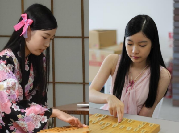 17-year-old professional shogi player Beni Taketama has netizens' hearts locked in checkmate
