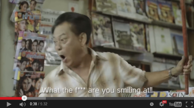 Tear-jerking Thai commercial is about stabbing of a homeless man – Can you guess what it's for?