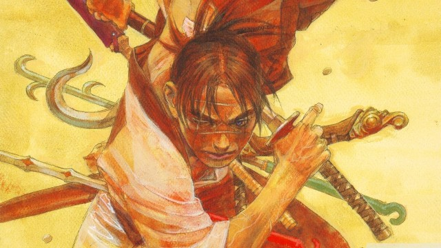 Kimutaku to star in Blade of the Immortal live-action film directed by Takashi Miike