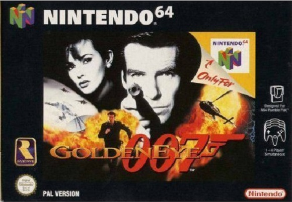 Nintendo's Shigeru Miyamoto wanted everyone to kiss and make up at the end of GoldenEye