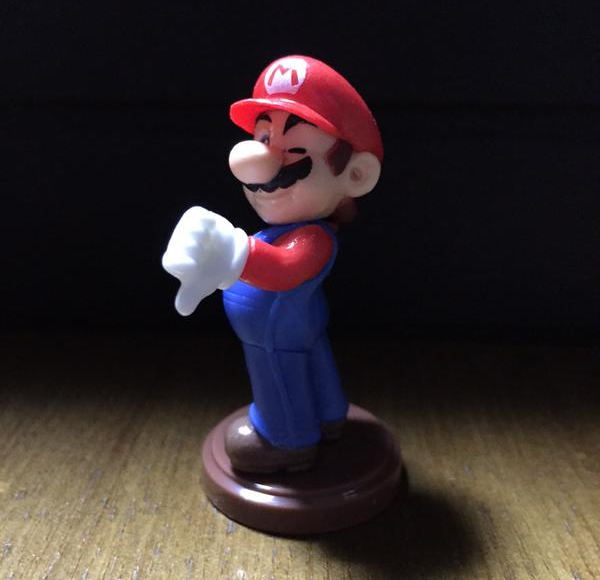 Nintendo's Super Mario becomes Super Jerk thanks to figure defect