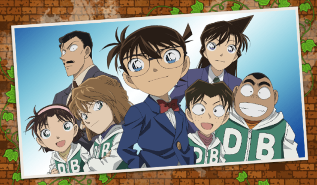 Anime sleuths, can you spot the massive art mistake in this Great Detective Conan scene?