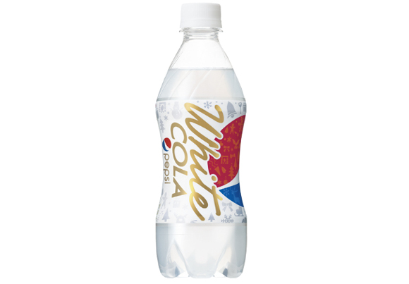 """Citrus-packing """"Pepsi White"""" coming to Japan for the winter snow season"""
