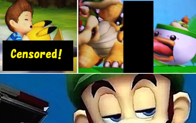 """""""Smash Bros. and chill"""" is disturbing, borderline not-safe-for-work【Pics】"""