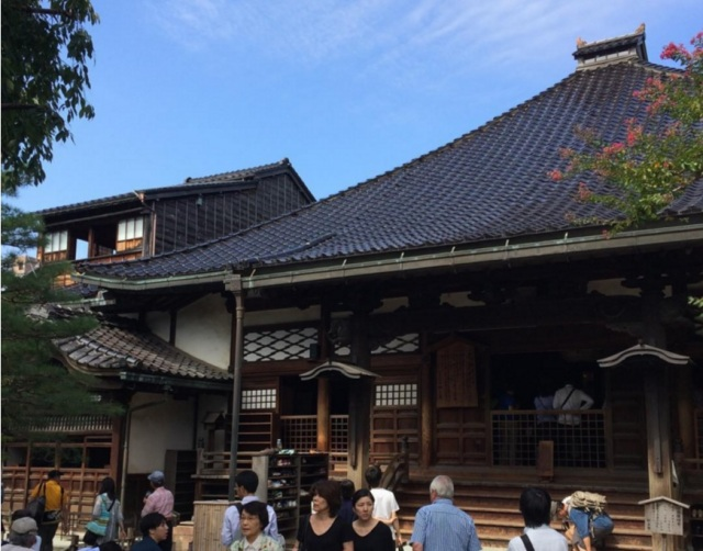 "Kanazawa's historic ""ninja temple"" is packed full of hidden rooms, pitfalls, and more"
