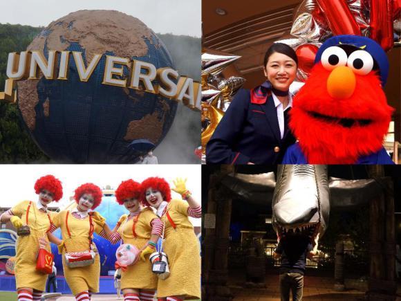 "A photo tour of the JAL ""Premium Night"" at Universal Studios Japan"
