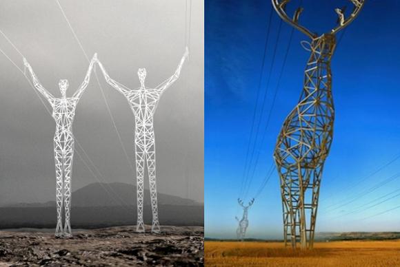 Five beautiful pylon designs that belong in Japan