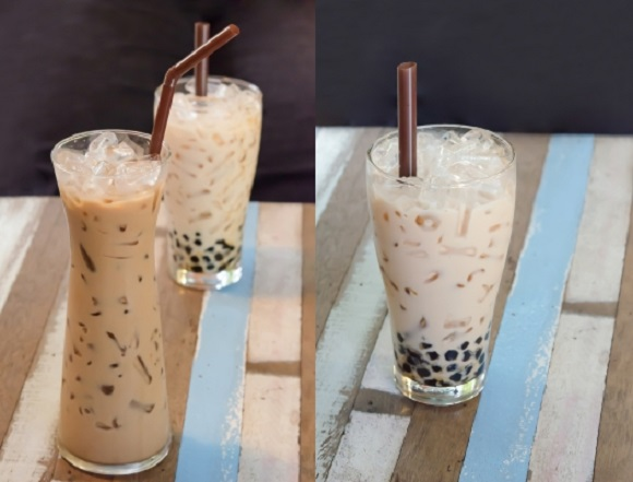 Old tires and shoe soles said to be being used in bubble tea tapioca pearls