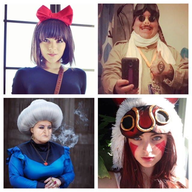 Amazing photos of Studio Ghibli cosplay bring all your favorite characters to life 【Pics】