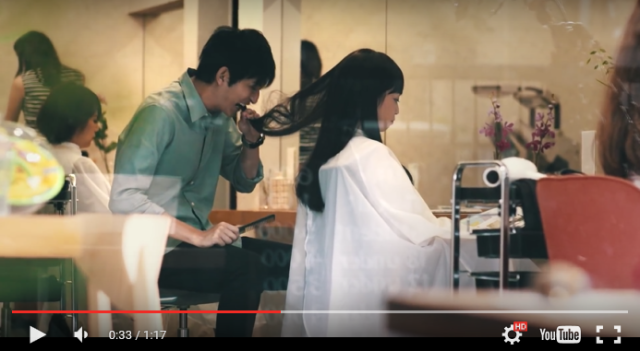 Smashing cakes and eating hair: City in Gifu Prefecture releases bizarre PR video【Video】
