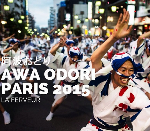 Japan's biggest Obon dance festival makes its international debut in Paris