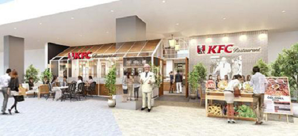 Kentucky Fried Chicken set to open all-you-can eat buffet restaurant in Japan