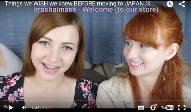Five things you should know before coming to Japan【Video】