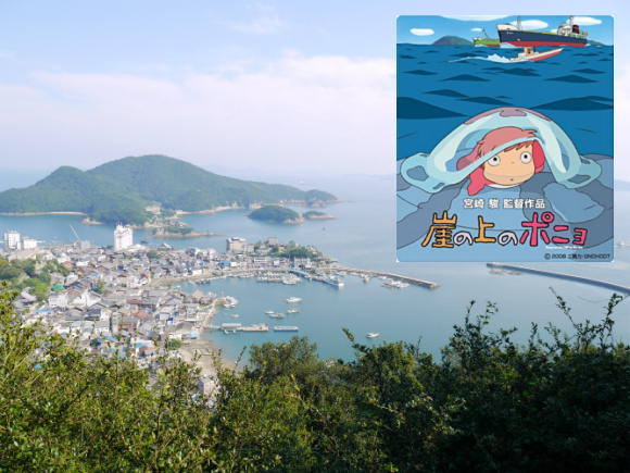 "We visit Tomonoura, the scenic harbor town that inspired Studio Ghibli's ""Ponyo""【Photos】"