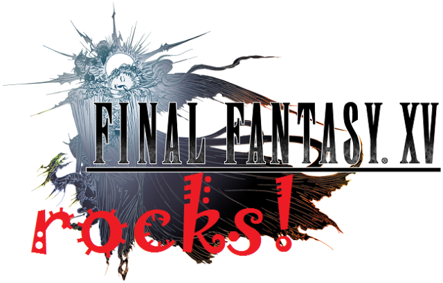 Don't be fooled by the rocks they got, the Final Fantasy team needs more from around the block
