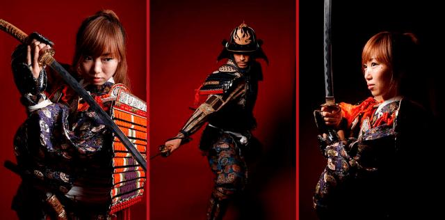 Samurai Studio: Tokyo's new photo studio where you can get your picture taken in samurai armor