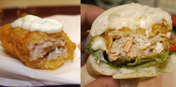 Kentucky Fried Chicken becomes Kentucky Fried Salmon with Japan-only seasonal specials