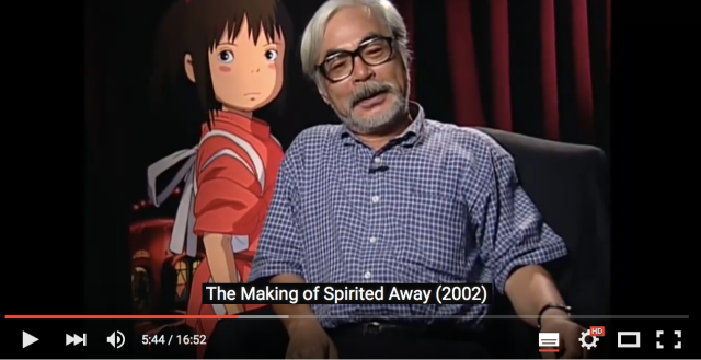 Video documentary explores the Essence of Humanity in the film works of Hayao Miyazaki【Video】