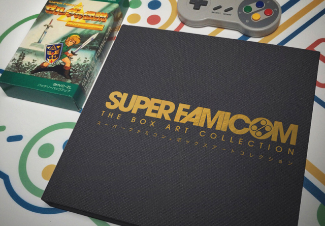 Giant collection of 16-bit Nintendo cover art is ultimate coffee table book for old school gamers