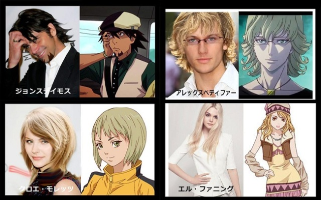 Tiger & Bunny coming to Hollywood, fan matches each character with perfect actor