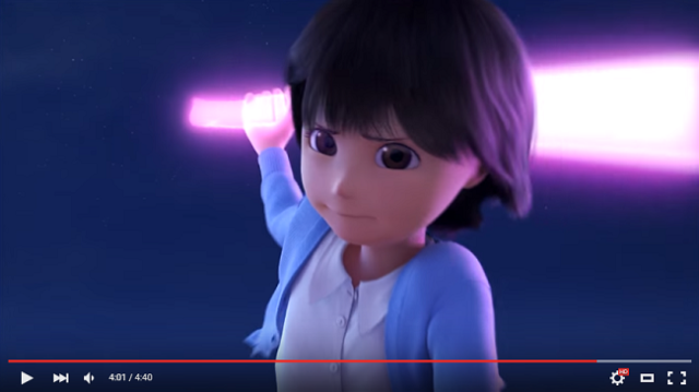 Short CG film shows everyone's life in Tokyo with a major and exciting twist【Video】