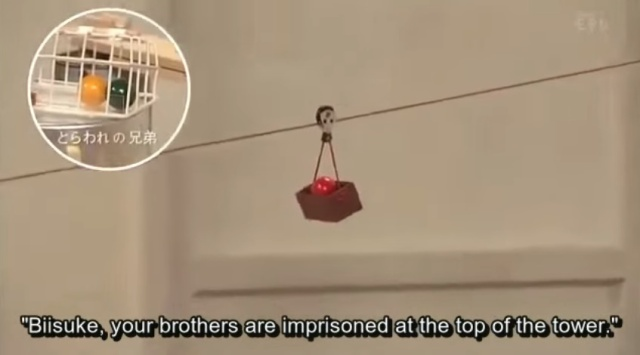 Japanese kids' show a big hit overseas for strangely moving Rube Goldberg machine story【Video】